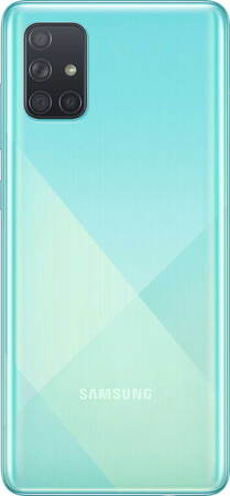 Samsung Galaxy A71 Prism Crush Blue