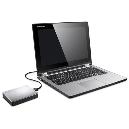 Seagate Backup Plus Portable 4 To Argent