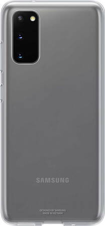 Samsung Clear Cover pour Galaxy S20