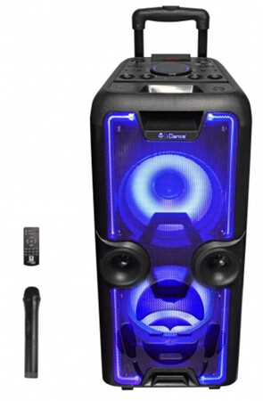 iDance Enceinte Party MEGABOX 2000