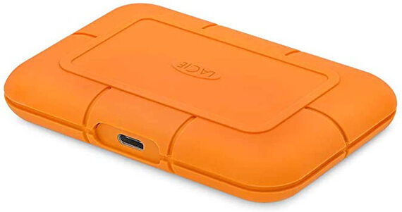 Lacie Rugged SSD 1 To