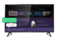 """TCL HDTV 40"""" Full HD Android TV 40ES560"""