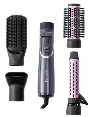 Remington Brosse soufflante Curl & Straight Confidence AS8606