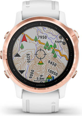 Garmin fēnix® 6S Pro Or rose