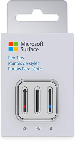Microsoft Pointes pour Stylet Surface