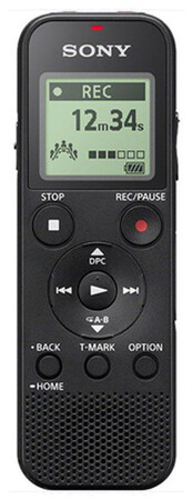 Sony Dictaphone Enregistreur vocal CD-PX370