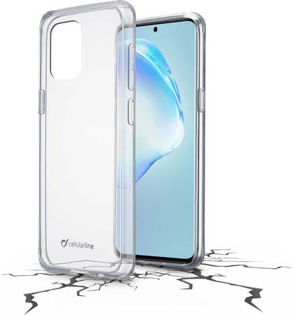 Cellular Line Coque Clear Duo pour Galaxy S20+