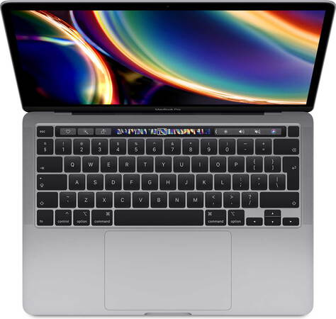"Apple MacBook Pro 13"" (2020) Core™ i5 1,4 GHz 256 Go Gris sidéral - Qwertz - MXK32SM/A"