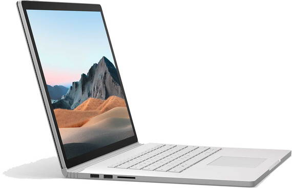 "Microsoft Surface Book 3 13,5"" Core™ i7 512 Go Platine AZERTY"