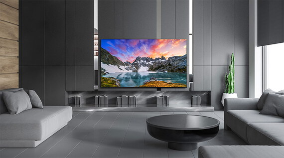 "LG Ultra HD TV 4K 55"" 55NANO816NA"