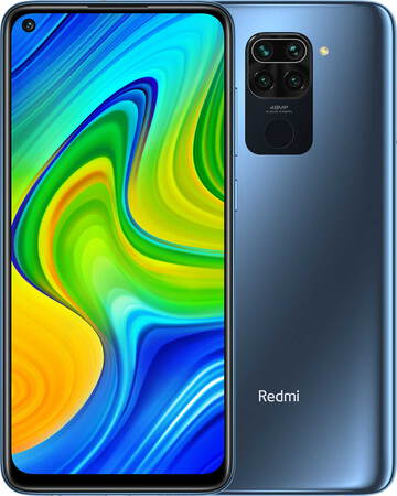 Xiaomi Redmi Note 9 Midnight Grey - 128 Go