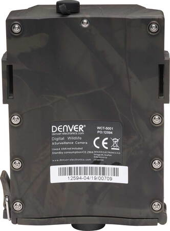 Denver Caméra outdoor Full HD WCT-5001
