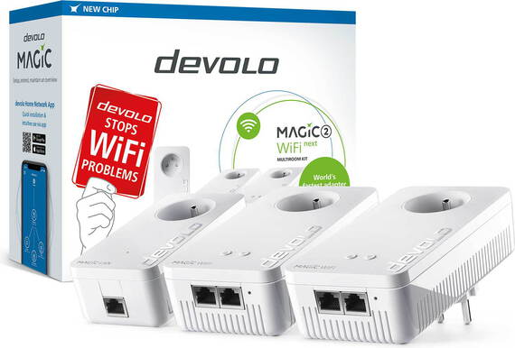 Devolo Multiroom kit Magic 2 Wi-Fi Next