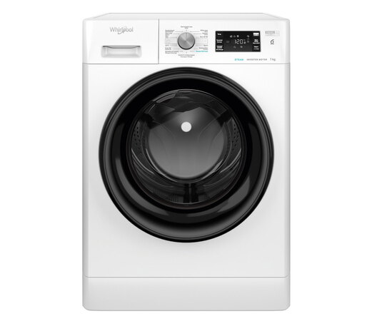 Whirlpool Lave-linge FFBBE 7448 BVF 6th Sense