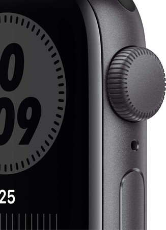 Apple Watch SE Nike - Sideral Gray/Anthracite Black 40mm