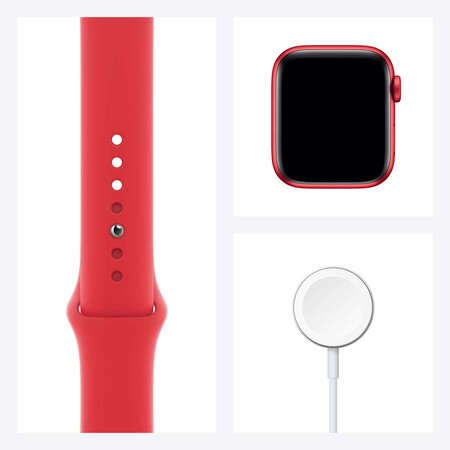 Apple Watch Series 6 - (product) RED™ 40mm