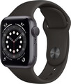 Apple Watch Series 6 - Sideral Gray/Black 40mm