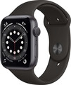 Apple Watch Series 6 - Sideral Gray/Black 44mm