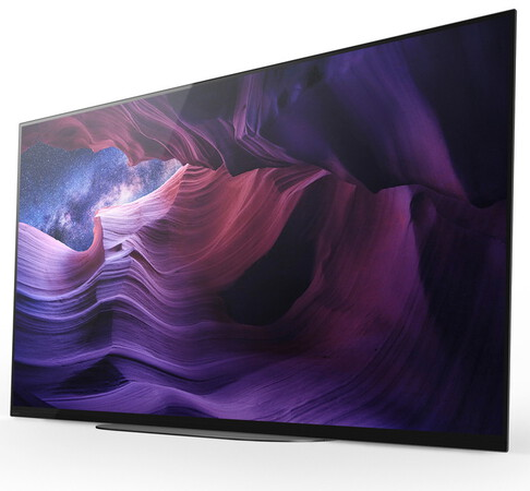 Sony 4K OLED KD-48A9 (2020) - 48 pouces