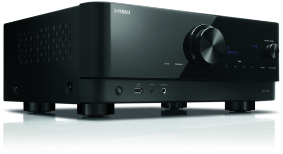 Yamaha MusicCast RXV4A Amplificateur Home Cinema Noir