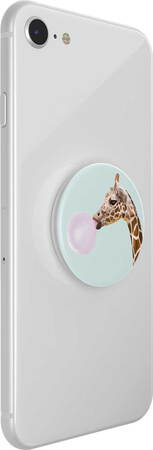 Popsocket PopGrip Bubblegum Giraffe