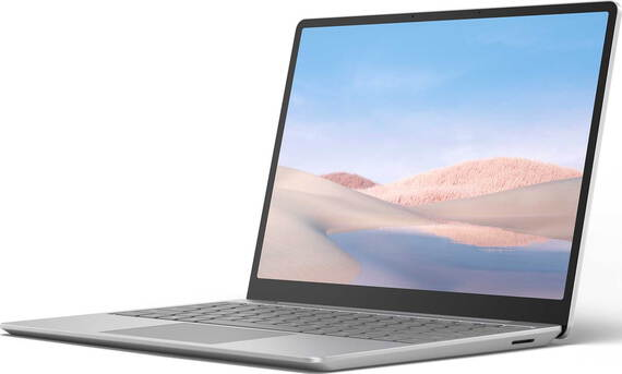 Microsoft Surface Laptop Go Core™ i5 256 Go Platine AZERTY