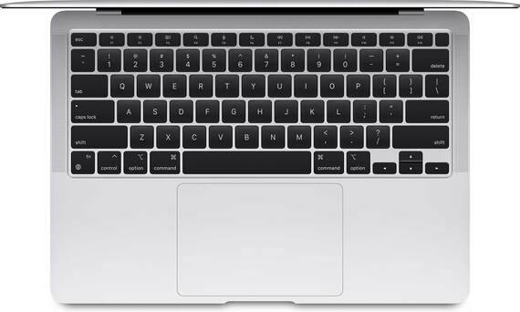 "Apple MacBook Air (2020) 13"" puce M1 512 Go Argent AZERTY"