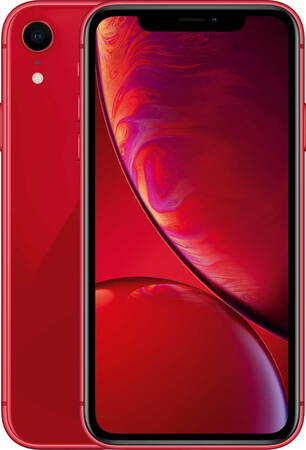 Apple iPhone Xr 64 Go Rouge