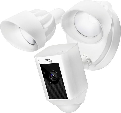 Ring Floodlight Cam - Blanche