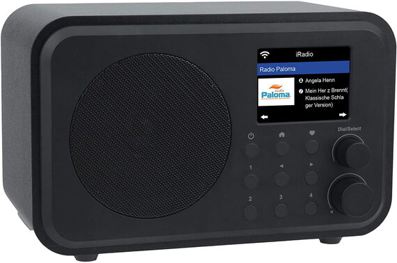 Denver IR-140 Radio Internet Bluetooth Noir