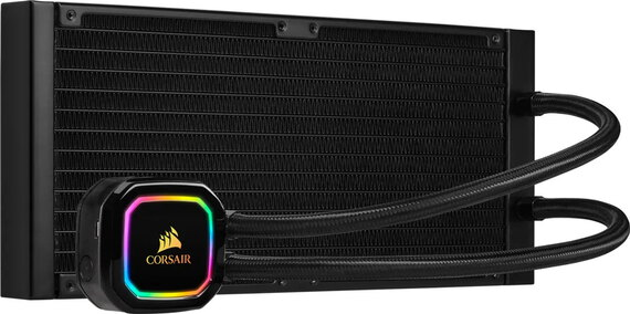 Corsair ICUE H115I ELITE CAPELLIX 280MM LIQUID CPU COOLER