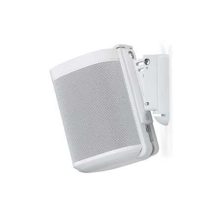Flexson Support mural compatible Sonos One / One SL / Play:1 - Blanc