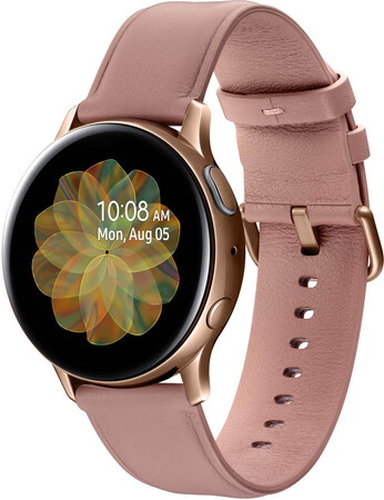Samsung Galaxy Watch Active2 - 40mm Stainless Steel Pink Gold