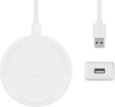 Belkin Chargeur à induction BOOST↑CHARGE™ - 15 W - Blanc