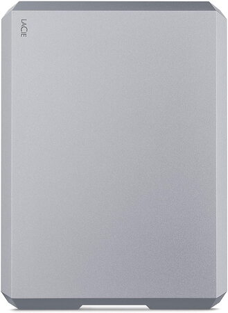 Lacie Mobile Drive 5 To Space Gray -  STHG5000402
