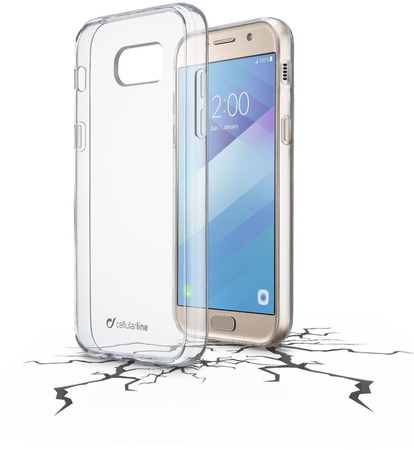 Cellular Line Clear Duo pour Galaxy A5 (2017)