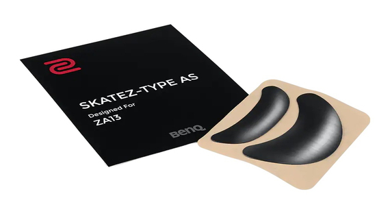 Benq ZOWIE SKATEZ TYPE AS MOUSE SKATES FOR ZA13