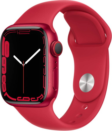 Apple Watch Series 7 LTE - (PRODUCT)RED 41mm